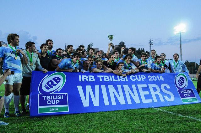 Jaguares campeones Tbilisi