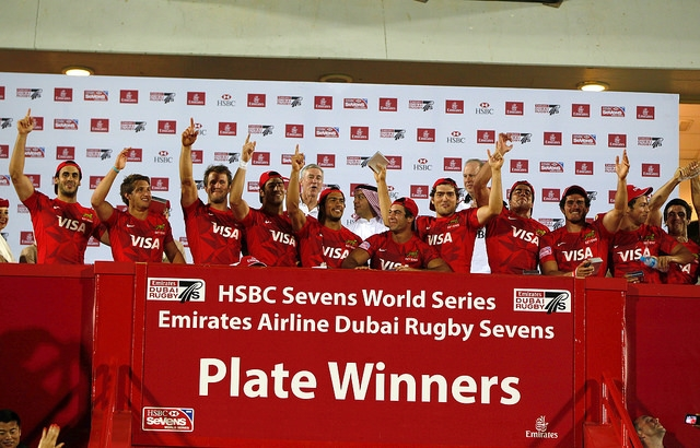 Seven plata Dubai